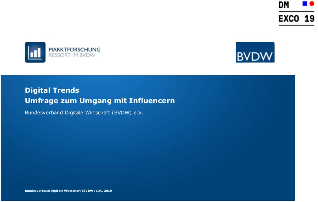 BVDW_Studie_Umfrage_Influencer