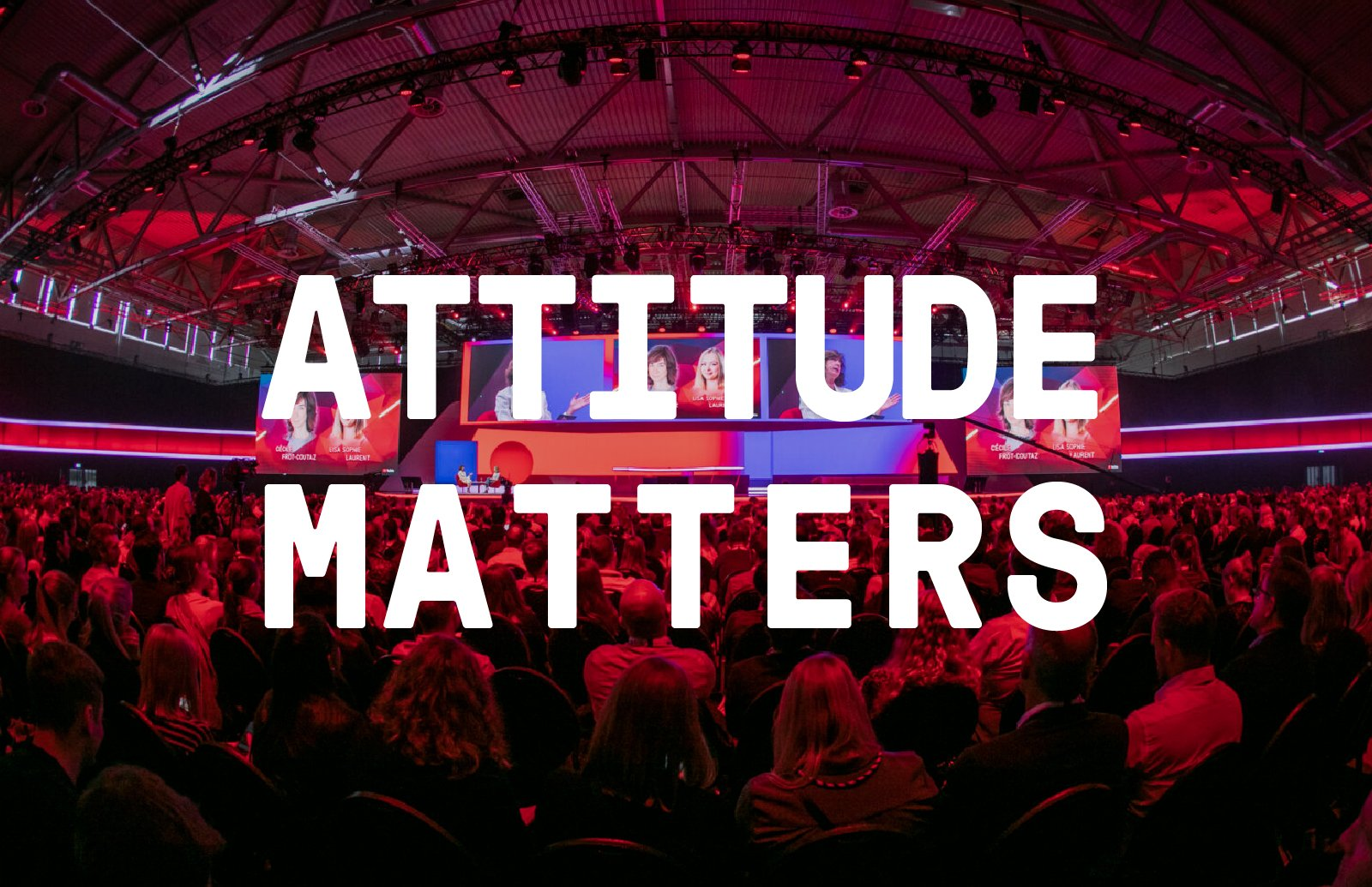 The new DMEXCO report explores the topic of attitude in the digital economy.